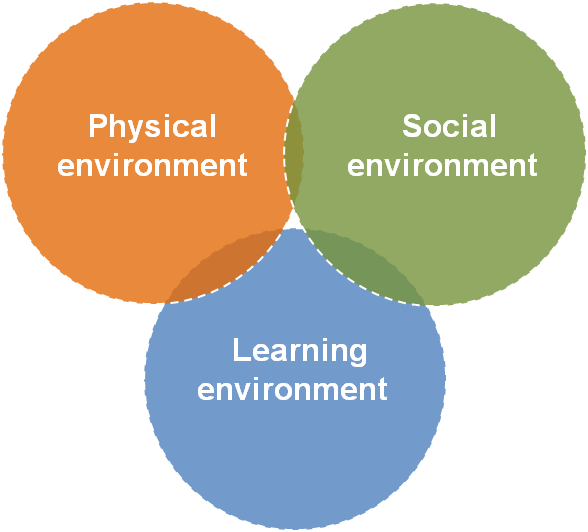 The Learning Environment My Teacher Training